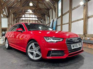 Audi A4 Avant Basingstoke