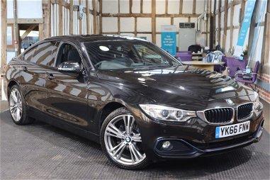 BMW 4 Series Gran Coupe Basingstoke