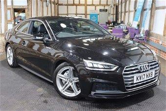 Audi A5 Basingstoke