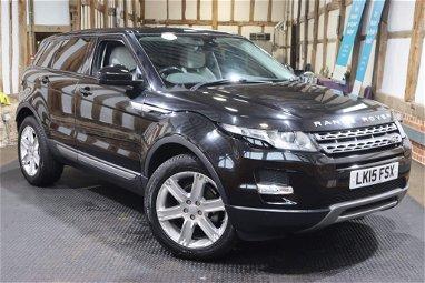 Land Rover Range Rover Evoque Basingstoke